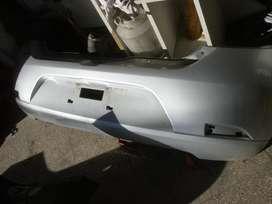 repuesto renault, paragolpe trasero original renault sandero 2014 a 17 impecable