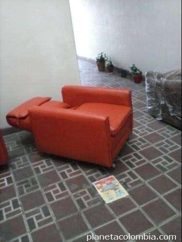 sillas de espaldar abatible para uso medico 0