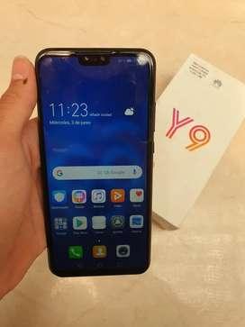 Huawei Y9 2019 (leer descripción)
