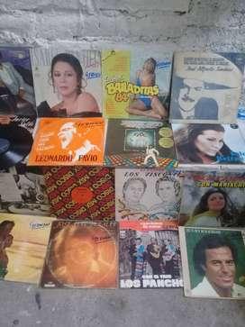 LP DISCOS DE ACETATO A $3 CADA UNO