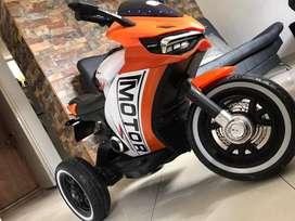 Super Ganga - Moto Electrica Grande para niños.. Excelente Estado!!!