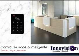 Control de acceso biométricos