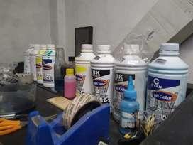 Tintas compatibles para toda marca de impresoras