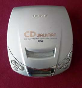 Reproductor Cd Sony