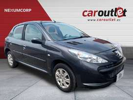 207 COMPACT 5P ONE LINE 1.4 AUTO NEXUMCORP - CAR OUTLET