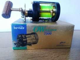 REEL BANAX OW7300 ROTATIVO EXCELENTE