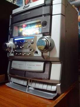 Akita Stereo Vcd Cd Casset Karaoke Mp3