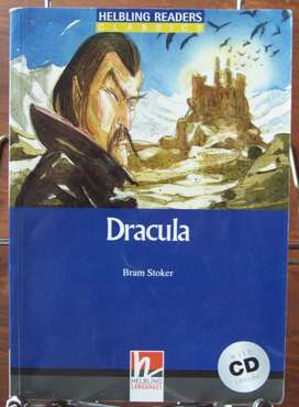Libro: Dracula Level 4 Helbling Languages With Cd - La Plata