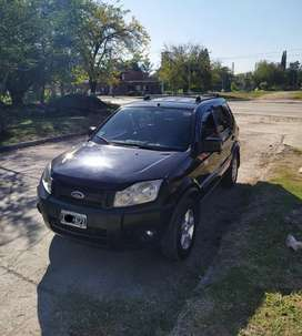 Ford Ecosport XLT PLUS Cuero 2.0