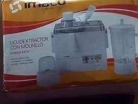 Licuoextractor