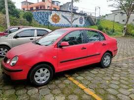 VW POLO 1.6 año 2004