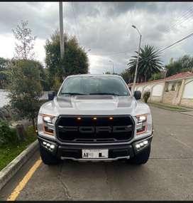 Ford Raptor Biturbo Como de Agencia