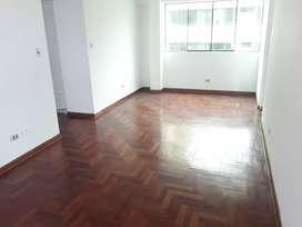 Vendo Departamento Miraflores 73m2. Residencial