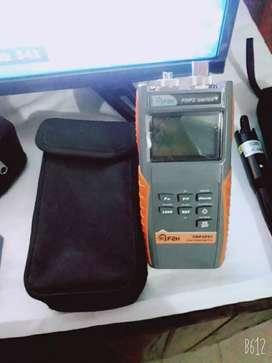 Kit fibra óptica. Medidor + lacer + cortadora fibra óptica. ( c/estuches)