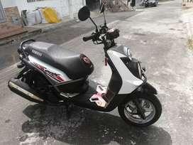 MOTO YAMAHA BWS X