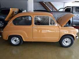 Fiat 600 S de colección