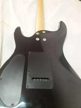 Guitarra importada alta gama marca superior activa sin uso aprovechar