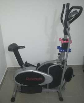 Bicicleta Elíptica, Arrowx 8,2gha