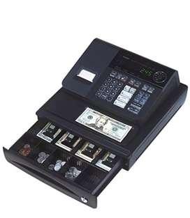 Caja Registradora Nueva Casio PCR-T280