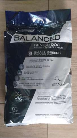 Vital Can Balanced Small Breeds Senior 7.5kg