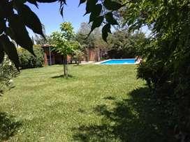 Casa 3 Dormitorios Pileta Roldán - Funes