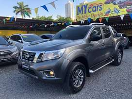 NISSAN FRONTIER 2019 MANUAL 4X4 IMPECABLE
