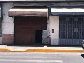 VENDO TIENDA COMERCIAL EN MARISCAL CASTILLA