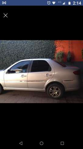 Fiat Siena 2009 Nafta y GNC