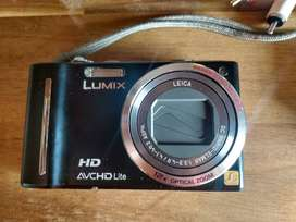 Cámara Panasonic Lumix DMC zs7