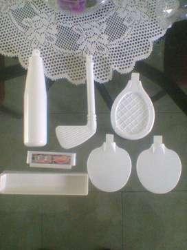 Set De Accesorios Deportivos 7 Piezas Para Wii Sin uso