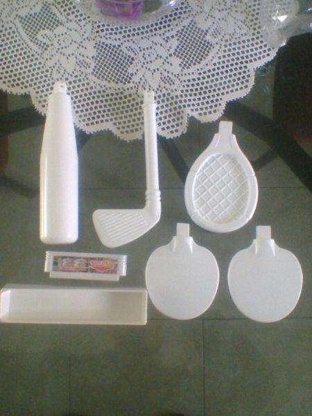 Set De Accesorios Deportivos 7 Piezas Para Wii Sin uso 0