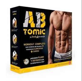 Gratis Envio Ab Anatomic Evolution Aparato Abdominales 4 Niveles Resitenc