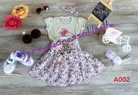 tendencia en moda verano para niñas