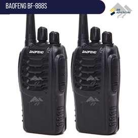 Radios Walkie Talkie Baofeng Bf-888s 16 Canales