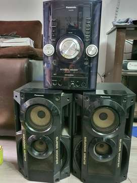 Minicomponente Panasonic sa-akx52