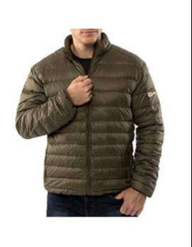 Chaqueta Hombre Alpine Swiss Niko Empacable Original