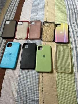 Funda para celular iphone 11