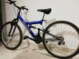 Bicicleta Timberlinh
