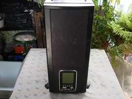Gabinete PC Computadora VITSUBA Master Mesh + 4 coolers (3 x 120mm (1 led azul) + 1 x 80 mm) + grabadora DVD IDE Pioneer