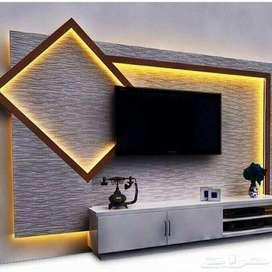 soportes para televisor y centros de entretenimiento