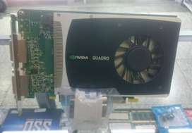 TARJETA DE VIDEO NVIDEA QUADRO 2000D 1GB DDR5