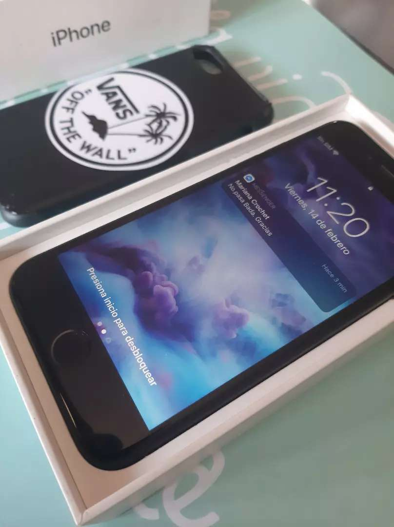 Iphone 7 32gb impecable 0
