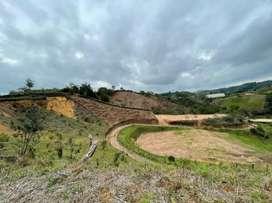 Lotes San Vicente  vereda la enea desde 110 millones