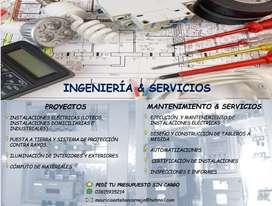 Ingeniería & servicios