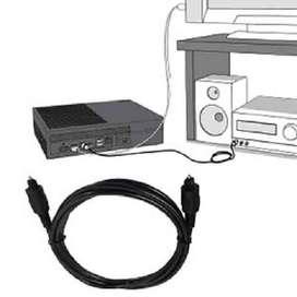 Cable De Audio Digital Toslink De Fibre Optica 3mts Trautech (1014)
