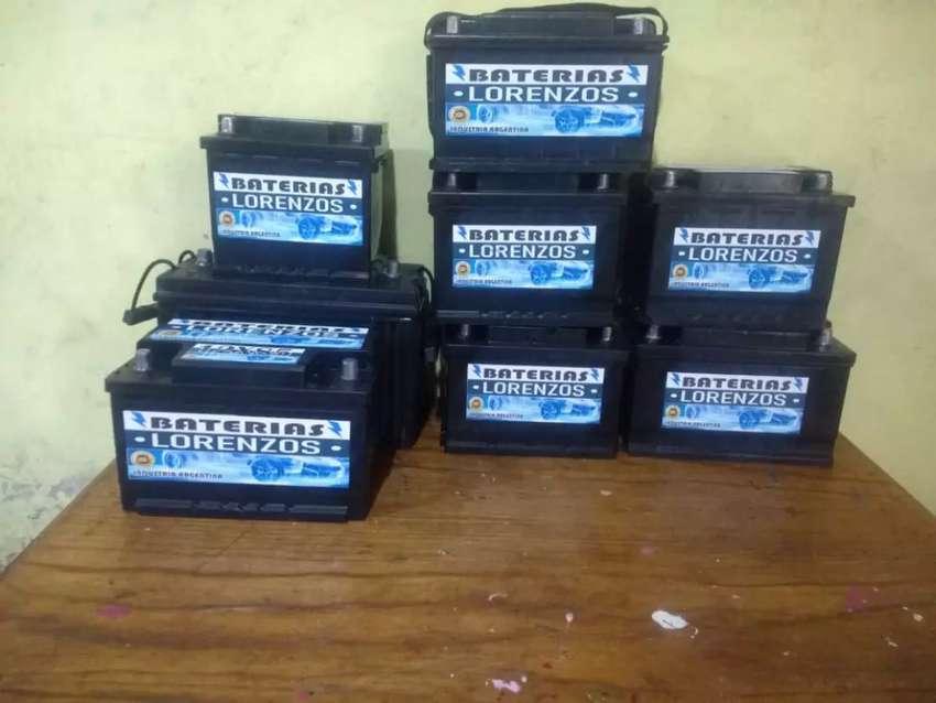 Baterías lorenzos 0