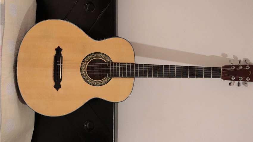 Guitarra electroacústica nueva con afinador / Negociable 0