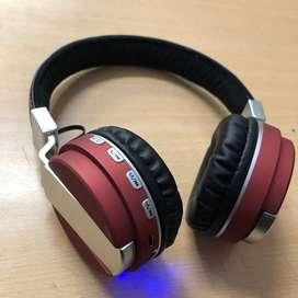 Auriculares Vincha Bluetooth Inalambrico C/microfono Elegant