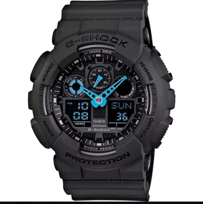 Reloj Casio G Shock Ga 100 0