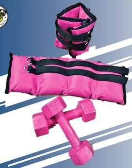 Kit accesorios ejercicio